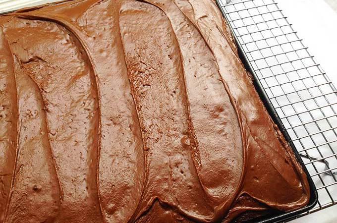 ... cake double chocolate raspberry cake quick double chocolate sheet