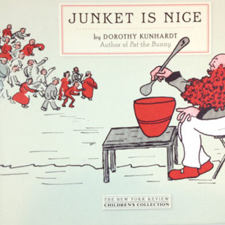 Junket Is Nice is a beautiful children's picture book that delights all ages.