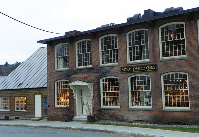 Simon Pearce in Quechee, VT: an educational, culinary and shopping experience for the senses.