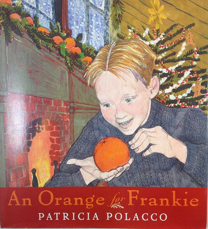 An Orange for Frankie - Through Her Looking Glass