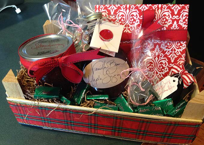 DIY Clementine Gift Boxes Great Free Alternative To Baskets