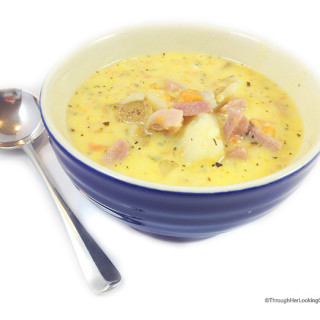 Best Eva Ham and Cheese Soup. Chock full of veggies, Ham and Cheese Soup works for a crowd. Perfect in the fall and winer. Serve with bread and a salad.