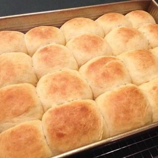 Moravian Yeast Rolls