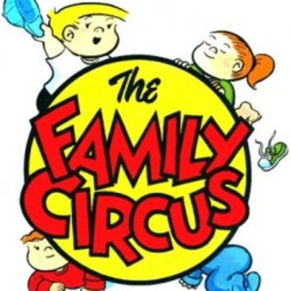 Just like Billy. The Family Circus family reminds me of my own family today. Ha. Lots of confusion, busyness, little boys and love featured.