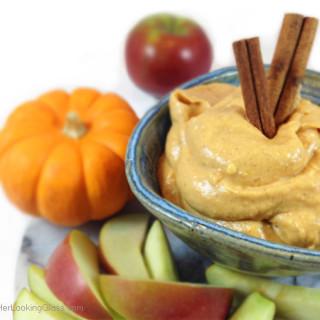 Cheesecake Pumpkin Maple Dip