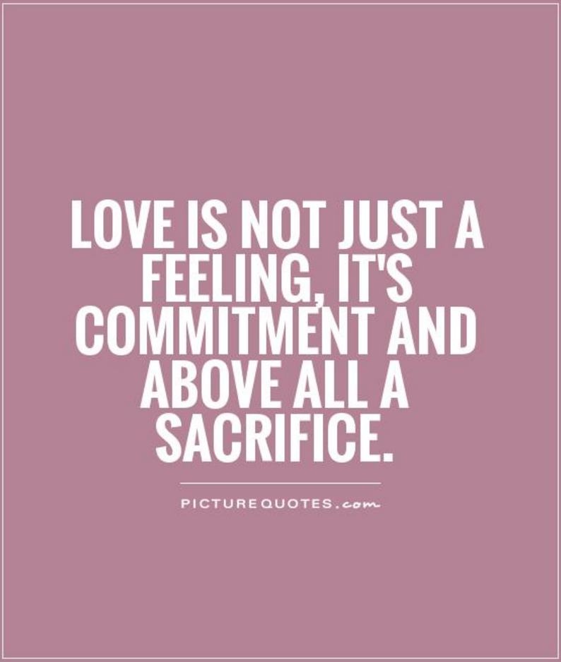 Just to make you smile. Love is an active noun like struggle. To love someone is to strive to accept that person exactly the way he or she is right now.