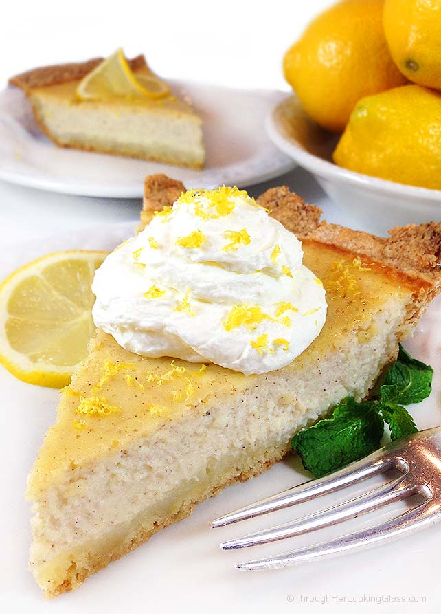 Authentic Italian Ricotta Pie. The real deal. This recipe has been handed down from generation to generation. Please use excellent quality Italian ricotta!