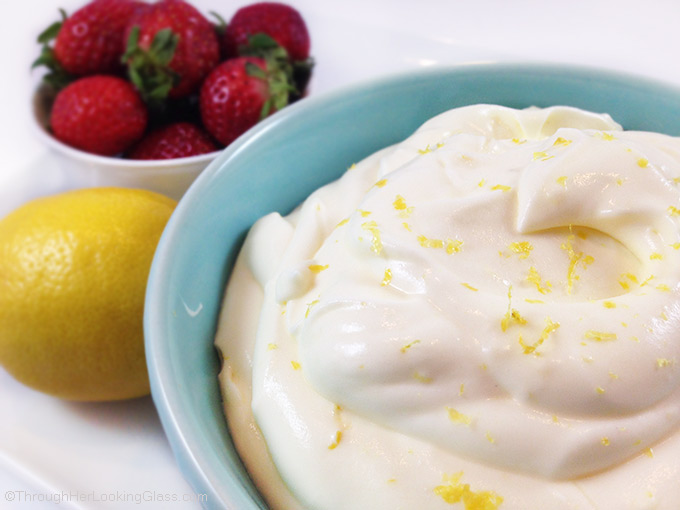 Lemon Cream with Lemon Curd is a delightful lemon filling with whipped cream. Sweet and tart. Creamy and delicious. This takes lemon curd to the next level!