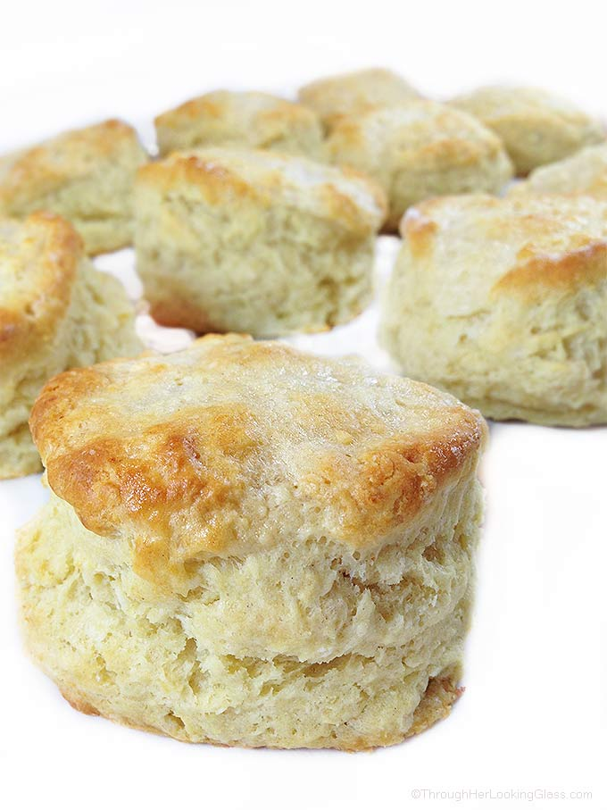Mile High Buttermilk Biscuits