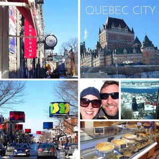 Arctic Expedition to Old Quebec City
