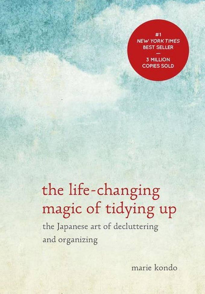 Tell All - Japanese Art of Decluttering