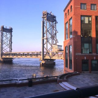 Portsmouth, NH: a quaint and beautiful old town with character. I love the beautiful architecture of this coastal New England city overlooking the harbor.