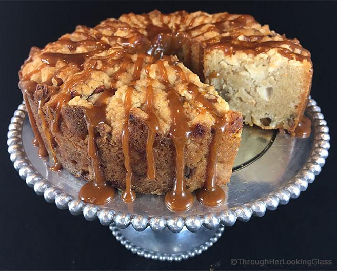 Moist Caramel Cake Recipe