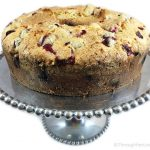 Sugared Cranberry Pound Cake. From-scratch, buttery almond-flavored pound cake is studded with sugared cranberries for a sweet and tart treat that's irresistible on your holiday dessert table