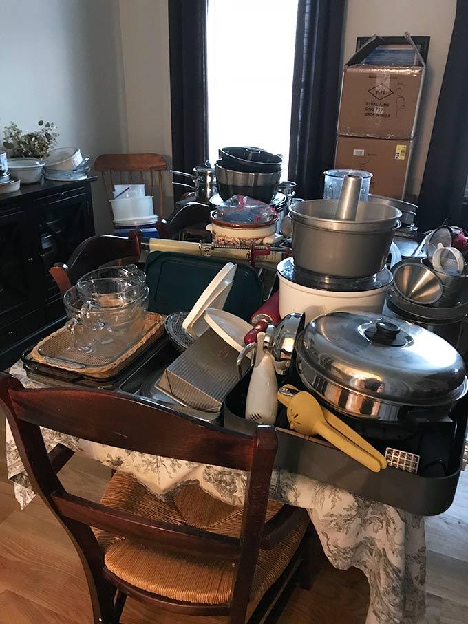 Kitchen Demolition Derby