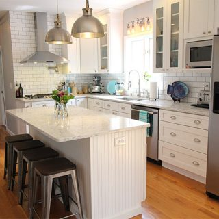 Real Deal: Kitchen Reveal! Before & After