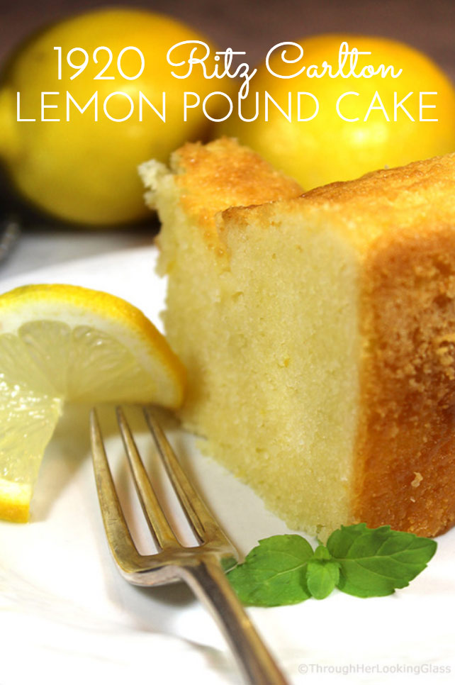 What Makes A Pound Cake Fall In The Middle