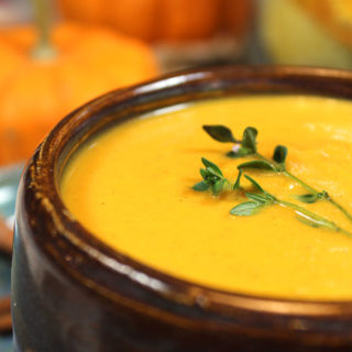 Maple Pumpkin Bisque